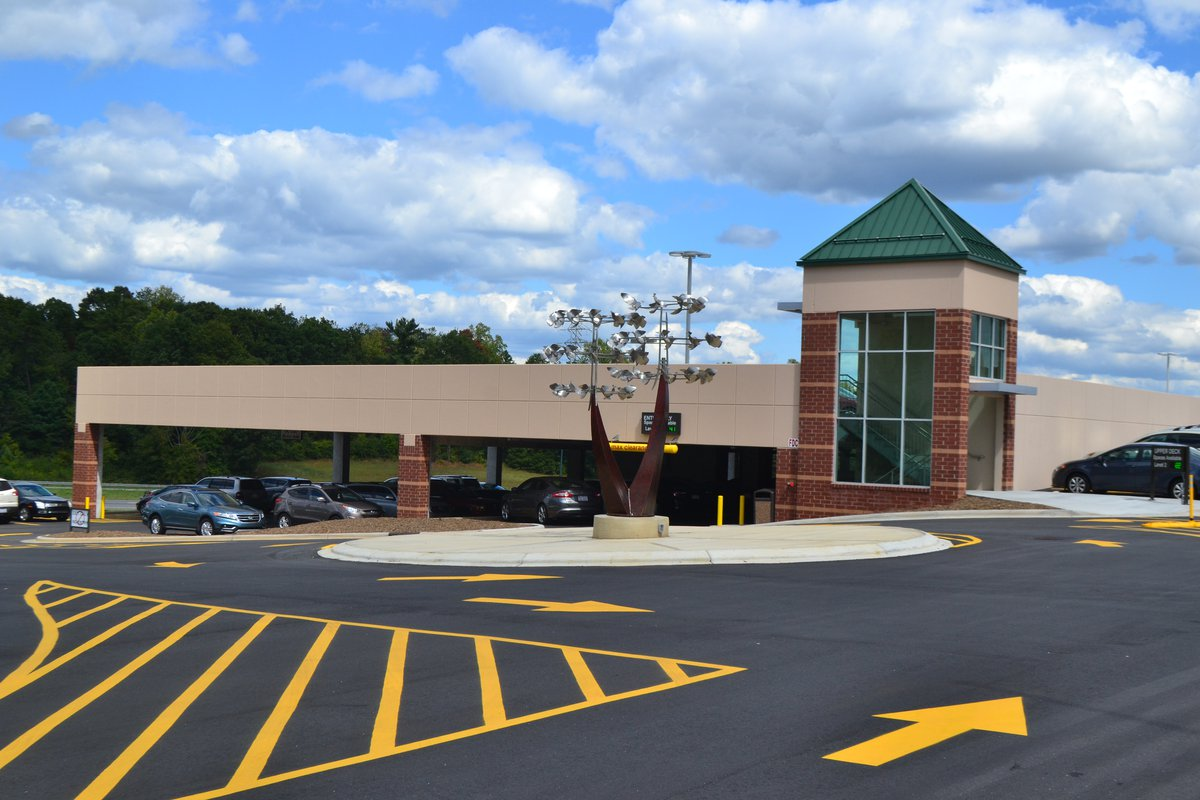 Hickory Metro Center front