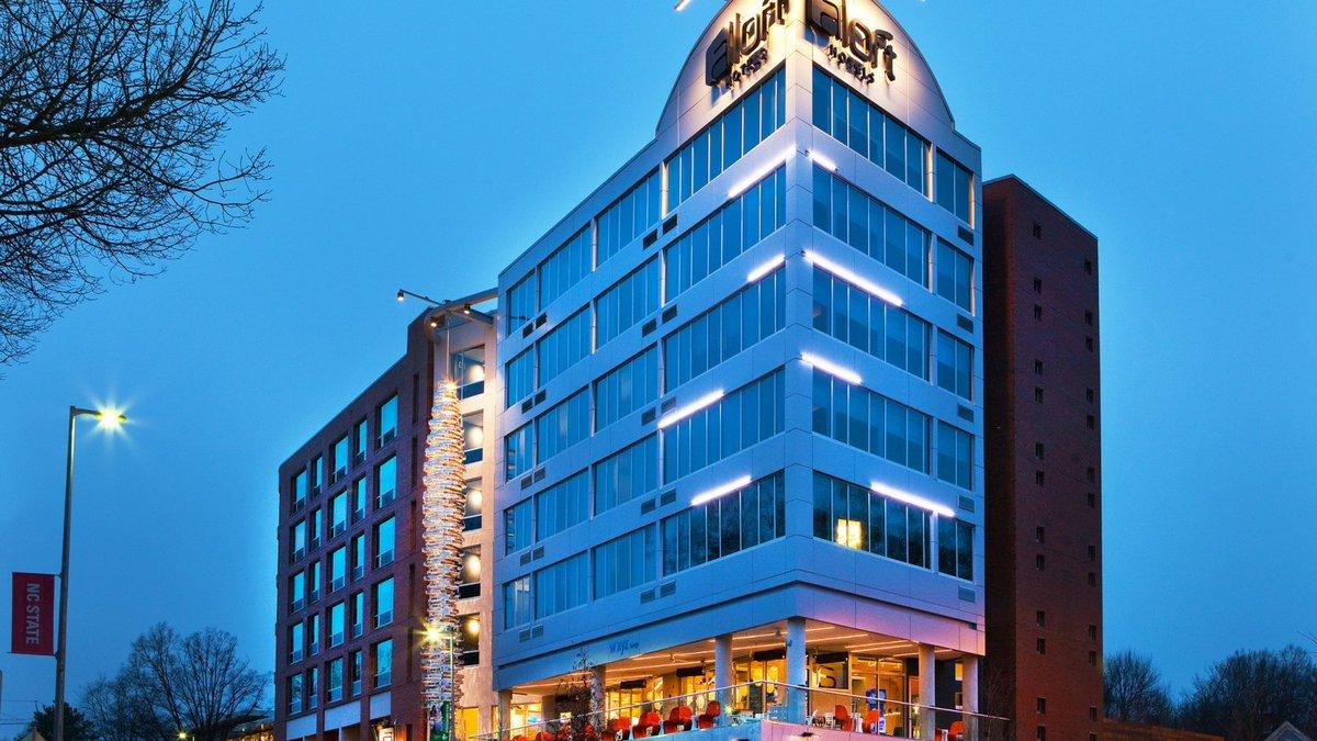 ALOFT Hotel Raleigh