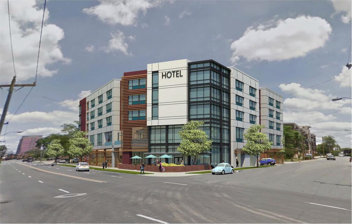 Kingston Holiday Inn Express - Charlotte, NC
