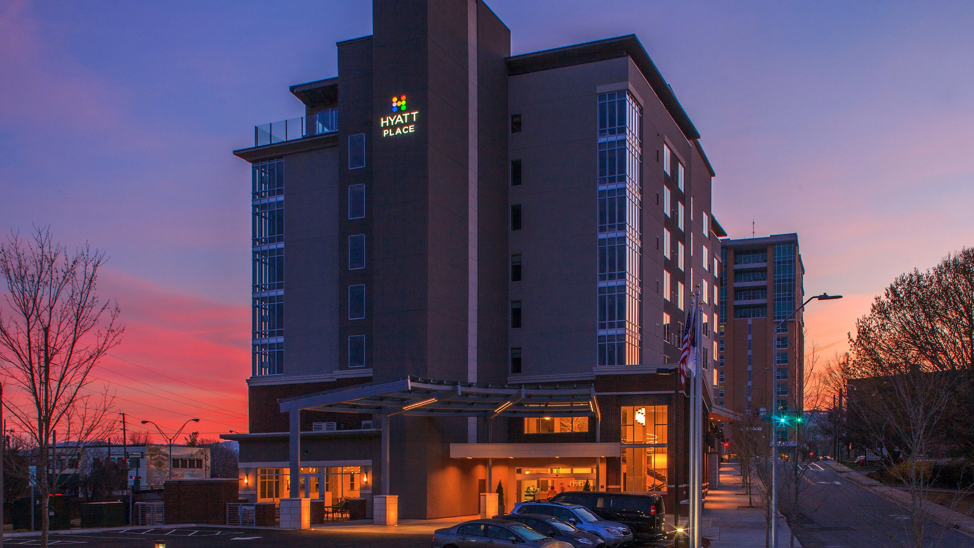 Hyatt Place Asheville