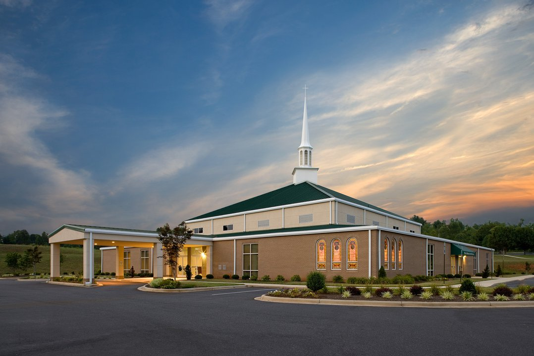 Mt. Anderson Baptist Church