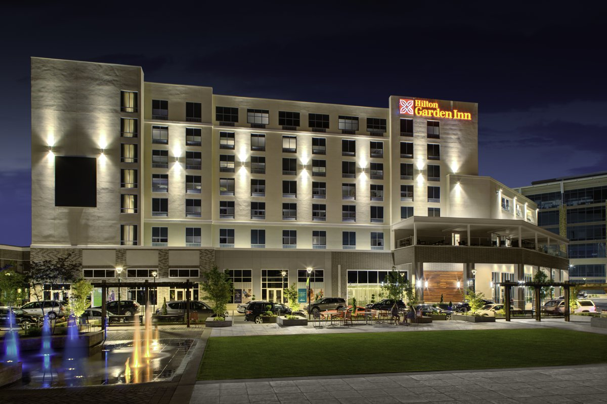 Hilton Garden Inn - Waverly - Matthews Construction