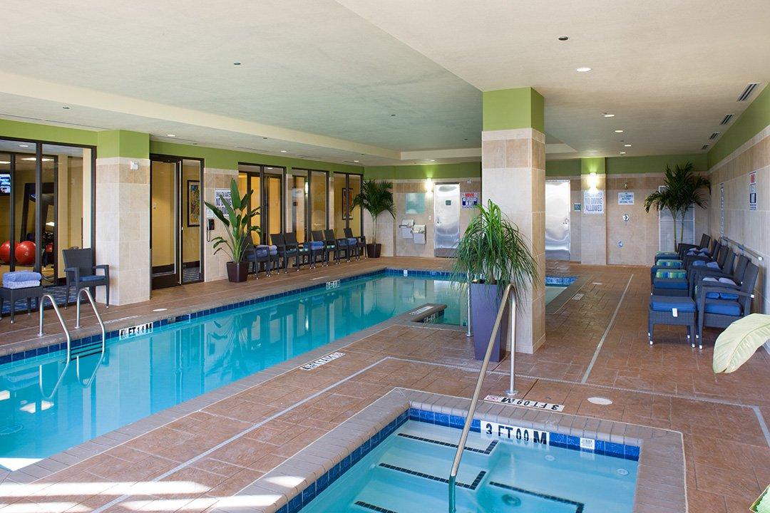 POOL Biltmore Hilton, Asheville NC