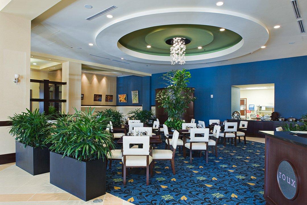 RESTAURANT Biltmore Hilton, Asheville NC