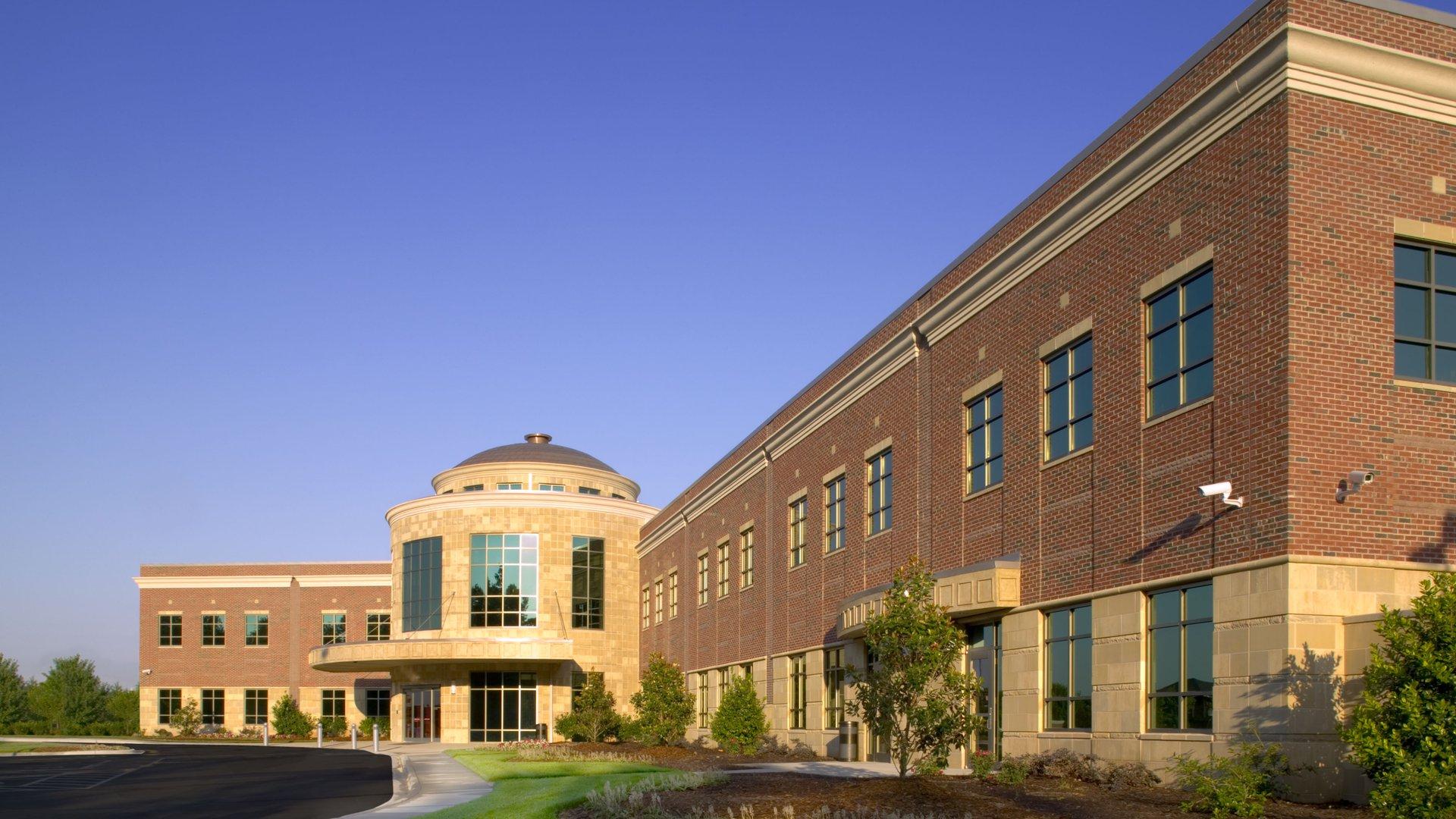 Rosedale Medical Center, outside
