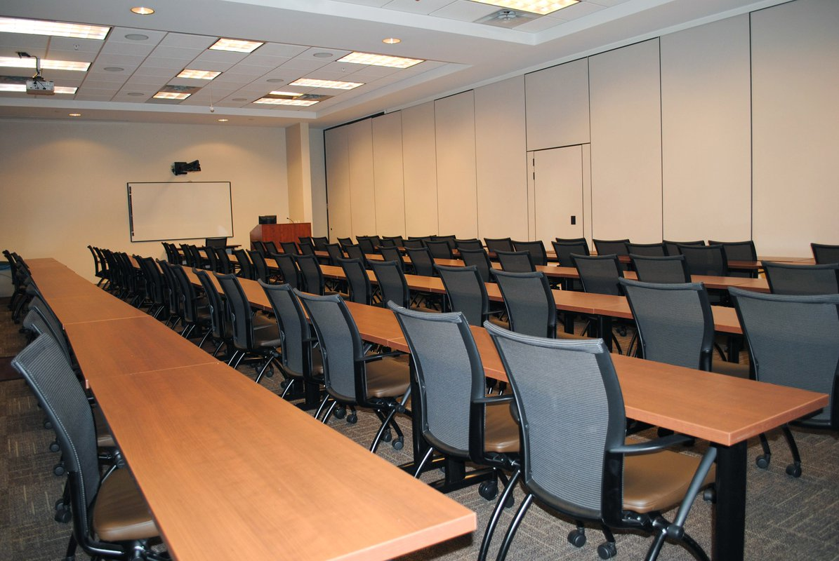 NC Health & Aging conference room