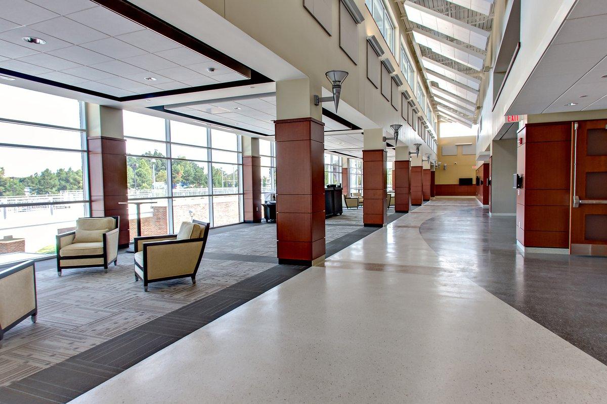 LeGrand Conference Center interior 1