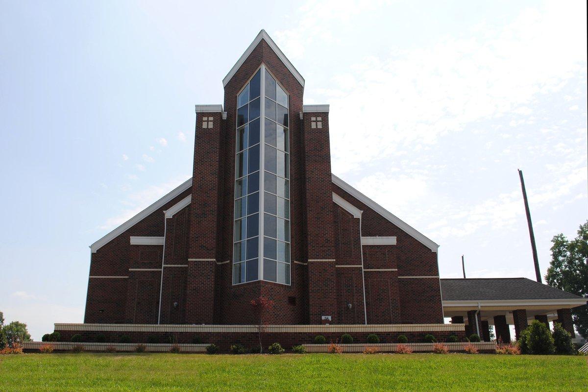 Penelope Baptist Church front