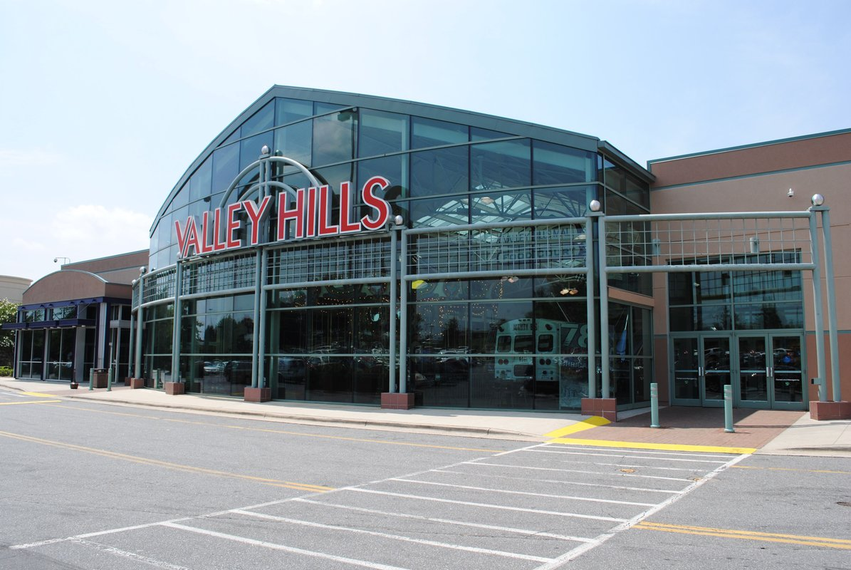 Valley Hills Mall Hickory NC
